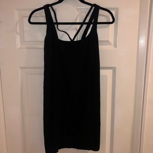 Free people strapped slip
